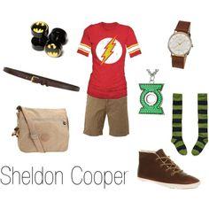 I love Big Bang Theory and I might be as quirky as Sheldon...