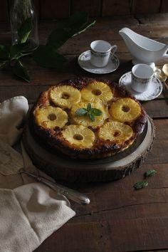 Cakes para ti: TARTA PUDIN CON PIÑA