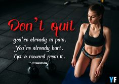 Here are 41 motivational fitness quotes for women: Fitness Quotes for Women: Today, fitness has been an ongoing trend, especially to Americans. Fit Girl Motivation, Fitness Motivation Quotes, Fitness Goals, Women's Fitness, Health Fitness, Fitness Quotes Women, Motivational Quotes For Women, Bodybuilding Quotes, Bodybuilding Motivation