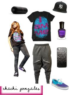 """""""Chachi Gonzales - Inspiration"""" by jessicarae123 ❤ liked on Polyvore"""