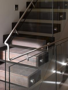 #Staircase | Private House | London SW6 | Giles Pike Architects