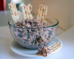 Grandma's Passover Charoset #passover #recipe
