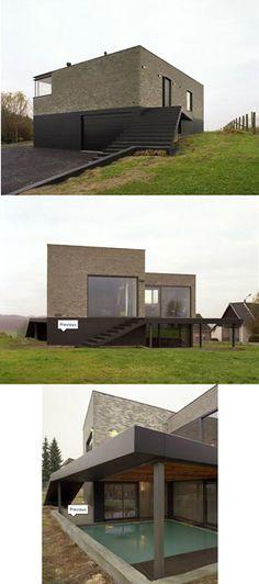 Volt Architecten - Gent _ Woningen
