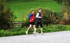 natürlich laufen - wie laufe ich richtig? MARQUARDT RUNNING Marathontraining und Trailrunning-Training in Südtirol mit dem Zertifizierten Tempo- und Techniktrainer Hermann Plaickner