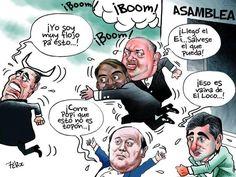 Caricatura del 20 de octubre del 2015