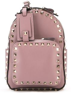 Shop Valentino Valentino Garavani 'Rockstud' backpack in Biondini Paris from the world's best independent boutiques at farfetch.com. Shop 400 boutiques at one address.