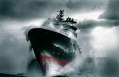 L'Abeille Bourbon est un remorqueur d'intervention, d'assistance et de sauvetage français, long de 80 mètres avec une force de traction de 200 tonnes, 12 hommes d'équipage, conçu par l'architecte naval norvégien Sigmund Borgundvaag et construit par Kleven Maritim. Il est basé depuis 2005 à Brest (Bretagne - France) et sauve des vies au quotidien en assurant la sécurité du rail d'Ouessant.
