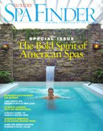 Every bite of spa food is bursting with fresh flavor. — Luxury Spa Finder Magazine