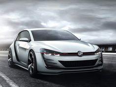 Volkswagen Design Vision GTI http://coolhdcarwallpapers.com/volkswagen-wallpapers