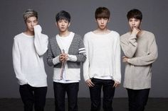 HIGH4 to release their 1st mini album on the 27th | allkpop