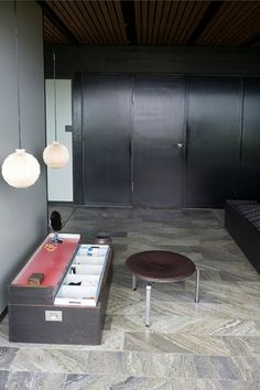 Halldor Gunnløgssons hus - modernisme -