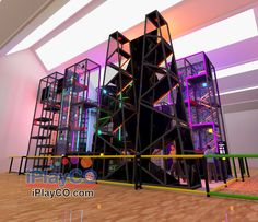 Design, manufacture and install children's play equipment and interactive events for all ages. TAG Active, Cyber Towers and custom designed trampolines. Playroom Design, Kids Room Design, Kid Playroom, Kids Play Equipment, Park Equipment, Playground Design, Indoor Playground, Teen Bedroom Designs, Girls Bedroom