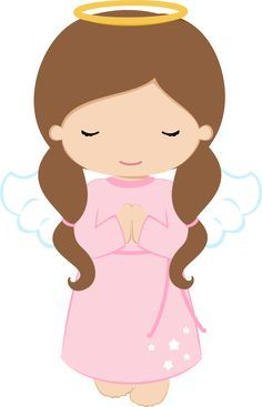 4shared - Ver todas las imágenes de la carpeta ANGELS-GIRLS-grafosclipart Communion Gifts, First Communion, Baby Baptism, Christening, Christmas Pictures, Christmas Art, Islamic Cartoon, Before Wedding, Silhouette Projects