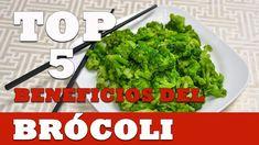 Beneficios del brócoli - Propiedades del brócoli - bondades del brocoli Lettuce, Vegetables, Food, Truths, Healthy Nutrition, Vitamin E, Vegetable Recipes, Eten, Salad