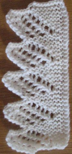 Lace Patterns, Crochet Patterns, Knitting Stitches, Crochet Lace, Blanket, Vintage, Boarders, Charts, Knitting Patterns