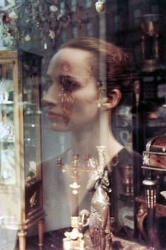 Saul Leiter The photographer is the subject of a new retrospective, which opens tomorrow in London.