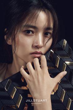 Kim Taeri (김태리) - JillStuart Accessories 2016 F/W Bad Girl Outfits, Korean Actresses, Celebs, Celebrities, Yoona, Asian Beauty, Movie Stars, Portrait Photography, Singer