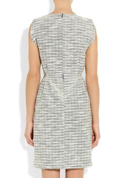Michael van der Ham Floral-print cotton and linen-blend dress NET-A-PORTER.COM