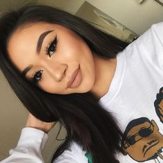 Simple everyday makeup inspo, makeup for school + work