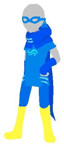 God Tier: Rogue (GIF) (( My main fantroll is the Rouge of rage :33)) >> I am the Rogue of Doom~