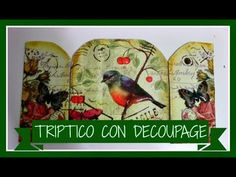 Cómo hacer símil trencadis con acetato - How to make faux trencadis on acetate - YouTube Decoupage Tutorial, Diy Tutorial, Journal Ideas, Stencils, Scrapbook, Cook, Make It Yourself, Crystals, Recipes