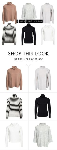 """I LOVE TURTLENECK"" by isabelle96-1 on Polyvore featuring VILA, IRO, Filippa K, Noisy May and Soaked in Luxury"