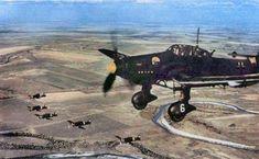 "Junker Ju 87 Stuka.  (Sturzkampfflugzeug.. ""Stuka"")"