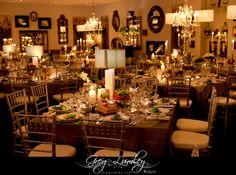Wedding mood and class with beautiful lighting…