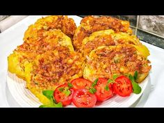 L-am cucerit cu această idee de mic dejun rapid Serbian Recipes, Brunch, Cauliflower, Tart, Salads, Food And Drink, Vegetables, Cooking, Health