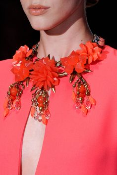 Gucci Spring 2013 Ready-to-Wear Detail