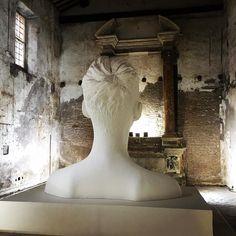 #UrsFisher #GavinBrown #Rome 26  Sep 2017  11 Nov 2017 #opening #contemporaryart #exhibition #sculpture @gavinbrownsenterprise #santandreadescaphis #art #RomeGalleryTours