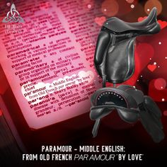 #bliss-of-london#saddle#valentine's day#love#horse www.bliss-of-london.com