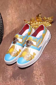Loafer Shoes, Men's Shoes, Loafers, Versace Mens Shoes, Men Fashion, Fashion Shoes, Casual Shoes, Men Casual, African Dress