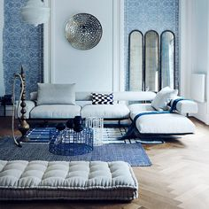 The Turkish trend is very much booming, and these elegant rooms will be sure to have you convinced to get redecorating!