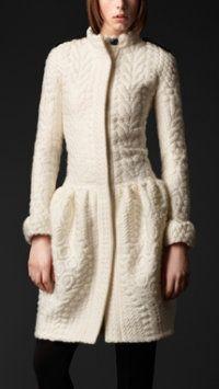 Burberry Prorsum Coats