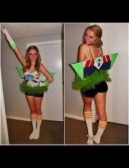 buzz lightyear college costume