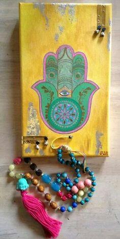 Hand of Fatima by GSR....