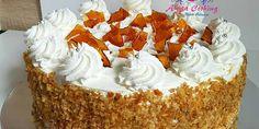 Tort egiptean - Anyta Cooking Vanilla Cake, Sweets, Desserts, Recipes, Food, Tailgate Desserts, Deserts, Goodies, Dessert