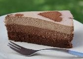 Recept na extra čokoládovú penovú tortu - Chocolate mousse cake Sweet Desserts, Dessert Recipes, Chocolate Mousse Cake, Chocolate Cakes, Biscotti Cookies, No Bake Cake, Food Hacks, Cheesecake, Food And Drink