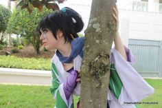 Jakotsu - Inuyasha  Photo - Dreamcatcher Productions  Con - Megacon 2014