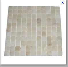 I like the variation and texture of something like this -- may be too small of tiles for our space...