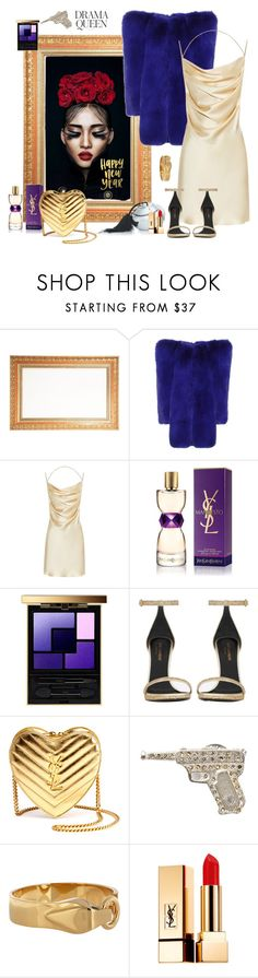 """Yves Saint Laurent- the only 3 words French I speak"" by juliabachmann ❤ liked on Polyvore featuring Poesia, Tiffany & Co., Yves Saint Laurent and Emma Watson"