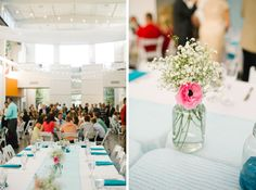 Beautiful & bright wedding in the Grand Hall.