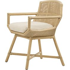 mcguire furniture laura kirar maketto arm chair m 431 mcguire furniture company la 14 jolie