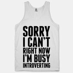 Simon talks about how he's (naturally) an introvert, but this would be great for him to wear while on a run...  :)