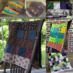Easy As a Charm Pack Quilt Pattern   Craftsy