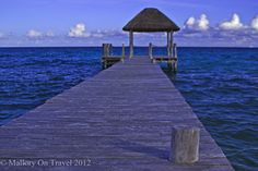 Thank you @Iain Mallory for this amazing view of Viceroy Riviera Maya's #pier! #Mexico