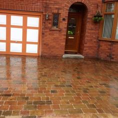 Driveways in Wigan  Neco Paving Ltd are surfacing contractors operating throughout Wigan and other surrounding areas.