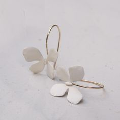PLANT / PLANT hand made jewelry -Earrings13P32SW