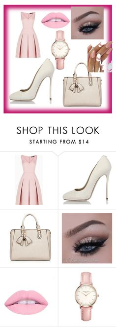 """Untitled #42"" by mala-653 ❤ liked on Polyvore featuring BCBGMAXAZRIA, Dsquared2 and Topshop"